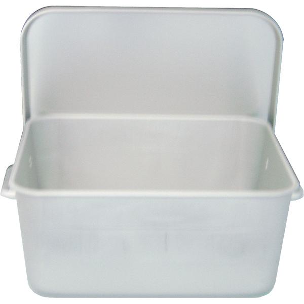 アルミ 重なるパン箱(蓋付) TA-30 【メイチョー】