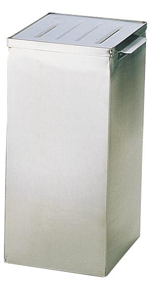 18-8 角型庖丁桶 【メイチョー】
