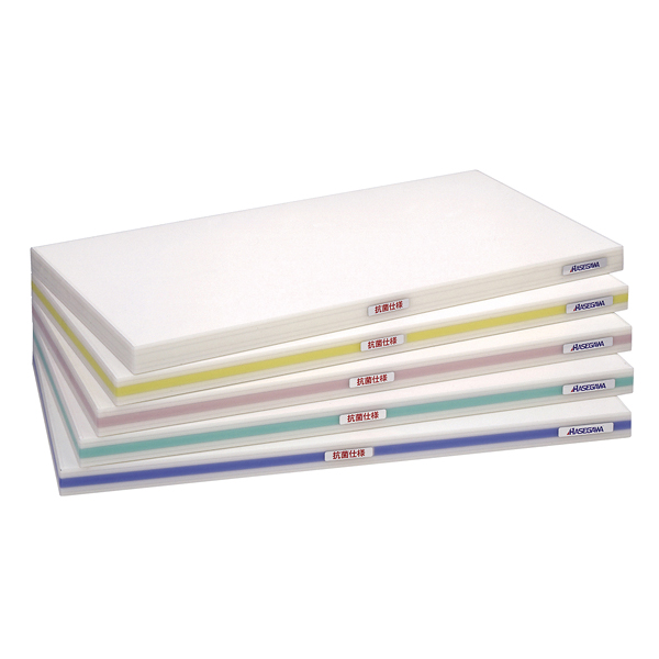 抗菌ポリエチレン・おとくまな板 OTK04 1,200×450 ピンク 【メイチョー】