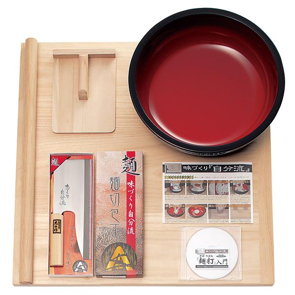 家庭用麺打ちセット A-1230 【メイチョー】