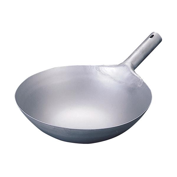 チターナ 北京鍋 (チタン製) 33cm 【メイチョー】