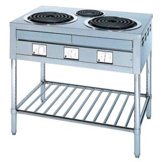 押切電機 電気テーブルレンジ OKR-100A 900×600×850 メイチョー【 メーカー直送/後払い決済不可 】