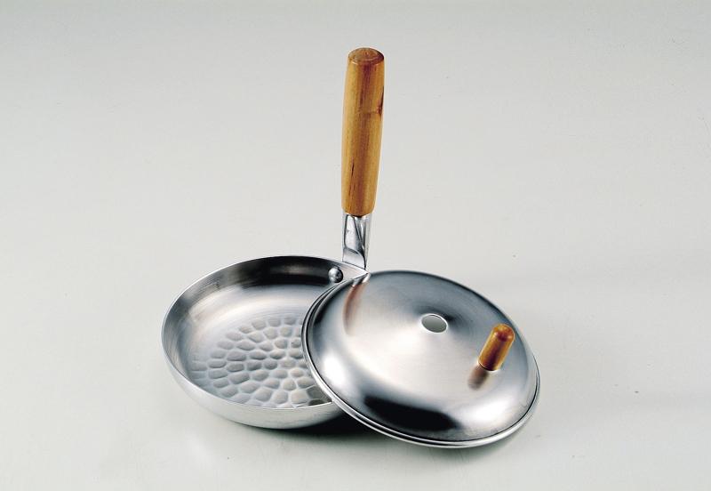 和の食 アルミ蓋付親子鍋16cm   メイチョー