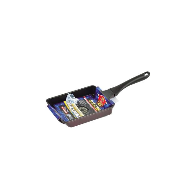 パール金属 ライズネオ ブルーダイヤモンドコートIH対応玉子焼13×18cm