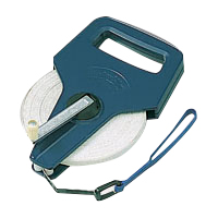 【まとめ買い10個セット品】 エスロン巻尺 ガラス繊維製テープ リールケース 20RN 【メイチョー】