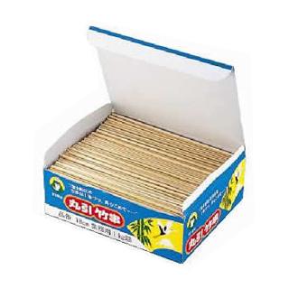【まとめ買い10個セット品】竹製 うなぎ串(箱入1kg) 210mm 【メイチョー】