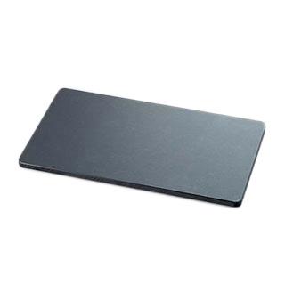 【まとめ買い10個セット品】SA キッチンまな板 ブラック 【メイチョー】