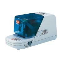 電子ホッチキス フラットクリンチタイプ(紙センサー・手動両用) EH-70F 【メイチョー】