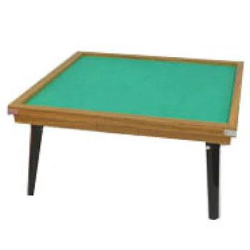 【まとめ買い10個セット品】 麻雀牌・マット・テーブル 麻雀卓 MS-200A 【メイチョー】
