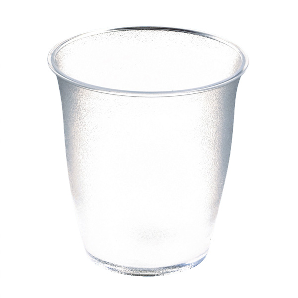 【まとめ買い10個セット品】 なごみカップ クリア 20個 【メイチョー】