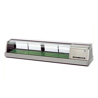 ホシザキ 恒温高湿ネタケース (LED照明付/ステンレスタイプ) FNC-150BS-R(L)【 メーカー直送/後払い決済不可 】 【メイチョー】