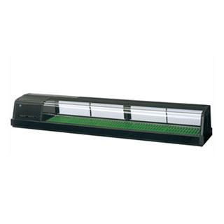 ホシザキ 恒温高湿ネタケース(LED照明付) FNC-180BL-R(L)【 メーカー直送/後払い決済不可 】 【メイチョー】