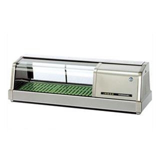 ホシザキ 恒温高湿ネタケース (LED照明付/ステンレスタイプ) FNC-90BS-R(L)【 メーカー直送/後払い決済不可 】 【メイチョー】
