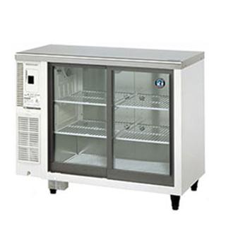 ホシザキ 冷蔵ショーケース RTS-100STB2 幅1000×奥行450×高さ800(mm) 174リットル【 メーカー直送/後払い決済不可 】 【メイチョー】