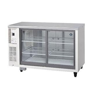 ホシザキ 冷蔵ショーケース RTS-120SNB2 幅1200×奥行600×高さ800(mm) 310リットル【 メーカー直送/後払い決済不可 】 【メイチョー】