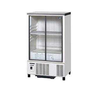 ホシザキ 冷蔵ショーケース SSB-63CTL2 幅630×奥行450×高さ1080(mm) 123リットル【 メーカー直送/後払い決済不可 】 【メイチョー】