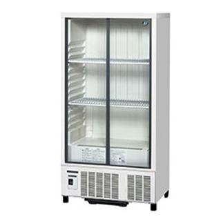 ホシザキ 冷蔵ショーケース SSB-70CT2 幅700×奥行450×高さ1410(mm) 210リットル【 メーカー直送/後払い決済不可 】 【メイチョー】
