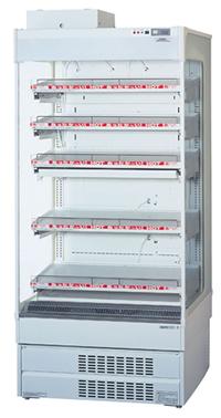 パナソニック 冷蔵ショーケース SAR-U390CHW 標準型【 業務用 冷蔵ショーケース 業務用ショーケース 業務用冷蔵庫 】【 メーカー直送/後払い決済不可 】【PFS SALE】
