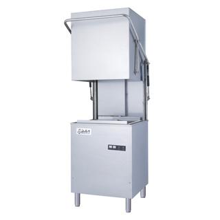 オリジナル 業務用食器洗浄機 DJWE-500V 600×600×1370(1800) メイチョー【 メーカー直送/後払い決済不可 】