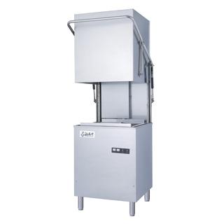 オリジナル 業務用食器洗浄機 DJWE-500V6 600×600×1370(1800) メイチョー【 メーカー直送/後払い決済不可 】