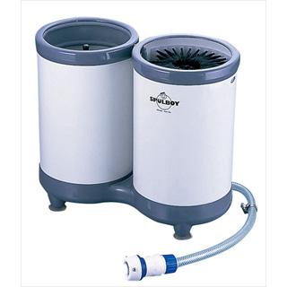 水圧式グラスウォッシャー Twin-Go-T ポータブル 【 業務用 】 【 送料無料 】 【20P05Dec15】 メイチョー