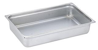 【まとめ買い10個セット品】ドンナム 18-8ホテルパン 1/4 深さ150mm