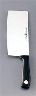 ヴォストフ シルバーポイント中華庖丁 4692 18cm  メイチョー