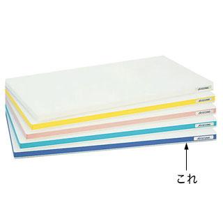 『 まな板 業務用 600mm 』ポリエチレン・かるがるまな板肉厚 600×300×H30mm 青【 メーカー直送/代引不可 】