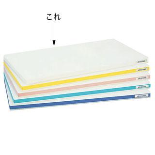 『 まな板 業務用 750mm 』ポリエチレン・かるがるまな板肉厚 750×350×H30mm 白【 メーカー直送/代引不可 】