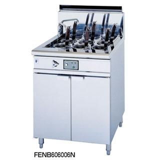 電気式 ゆで麺器 FENB806044N 【 メーカー直送/代金引換決済不可 】 【 業務用 】 【 送料無料 】【 ゆで麺機 】 メイチョー