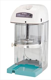 『 かき氷用品 ブロックアイス用アイススライサー(氷削り機) 』スワン 電動式 ブロックアイスシェーバー SI-805(ギヤー駆動式)