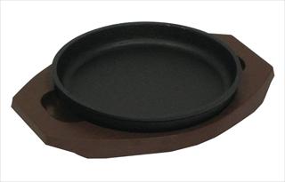 【まとめ買い10個セット品】トキワ 樹脂製台ステーキ皿 丸型 セット