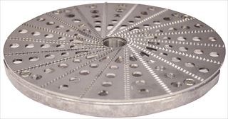 ロボクープCL-52D・50E用刃物円盤 新大根おろし盤 メイチョー