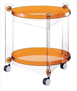 グッチーニ ラウンドトローリー 0115.0145 オレンジ メイチョー