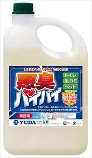 消臭用バイオ製剤 悪臭バイバイ 3.75L(希釈用) メイチョー