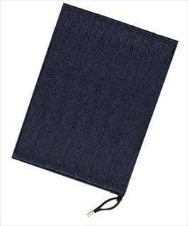 【まとめ買い10個セット品】シンビ メニューブック MS-102 (新タイプ) ブラック メイチョー