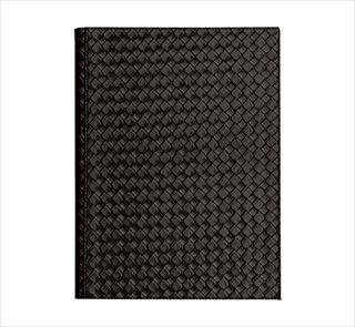 【まとめ買い10個セット品】シンビ メニューブック LPU-301 黒【5-1656-0501】 メイチョー