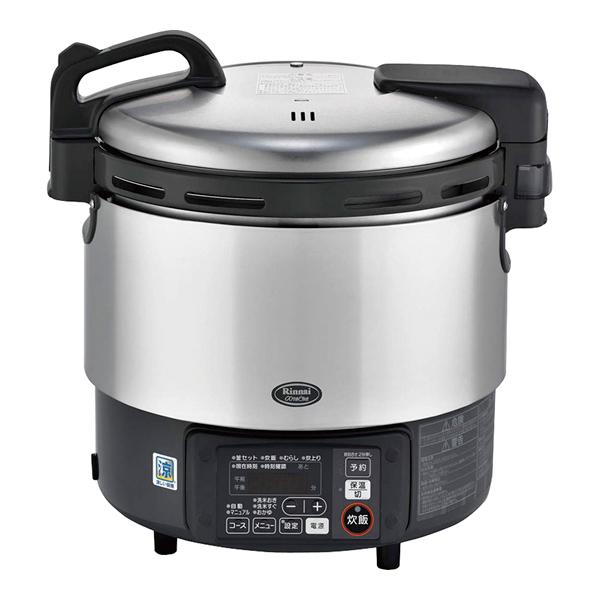 リンナイ ガス炊飯器αかまど炊き RR-S200GV12・13A 【 メーカー直送/代引不可 】 【メイチョー】