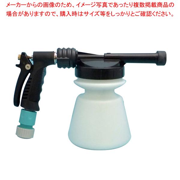水流式フォーマー ミニ 【メイチョー】