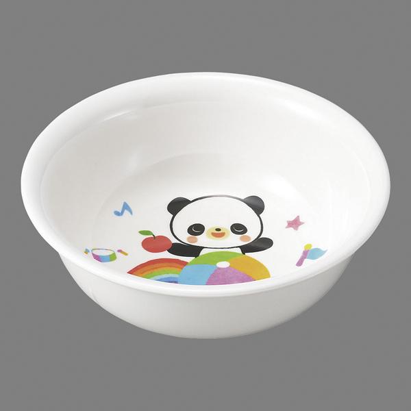 メラミンお子様食器「赤ちゃんパンダ」 PA-28 小鉢