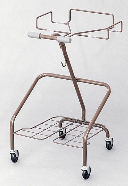バイキングカート C-75 ブラウン 【メイチョー】