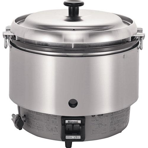 リンナイ業務用ガス炊飯器(涼厨) RR-30S2 12・13A 【メイチョー】