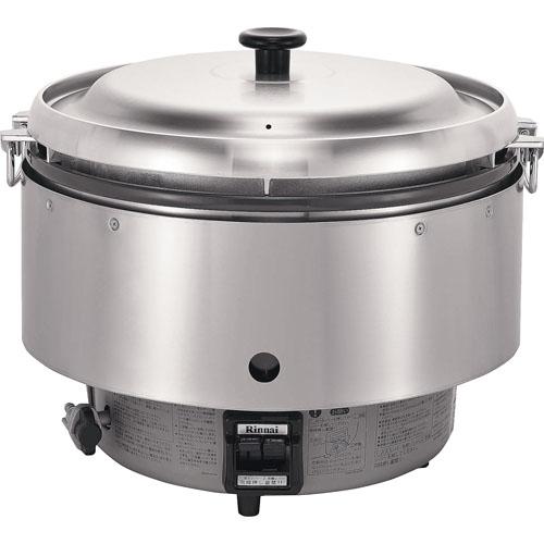リンナイ業務用ガス炊飯器(涼厨) RR-50S2 12・13A 【メイチョー】
