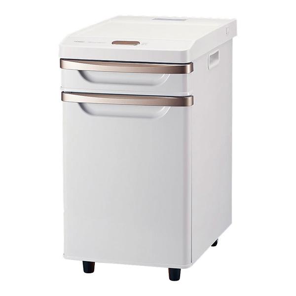ベッドサイド冷蔵庫 HR-D282W 【メイチョー】