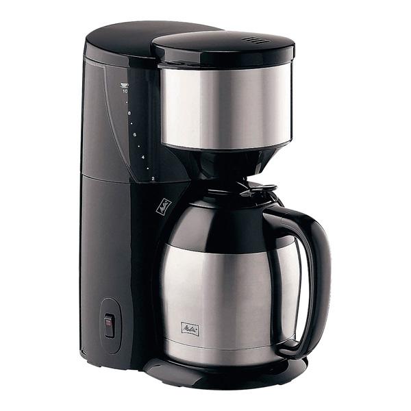 メリタ コーヒーメーカー アロマサーモ 10カップJCM-1031SZ 【メイチョー】