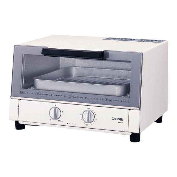 タイガー オーブントースター KAM-H130 【メイチョー】