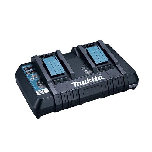 マキタ 充電式ロボットクリーナー用 2口急速充電器 DC18RD 【メイチョー】