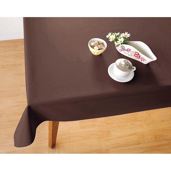 テーブルクロス スマートクロス SMA106 ブラウン 【メイチョー】