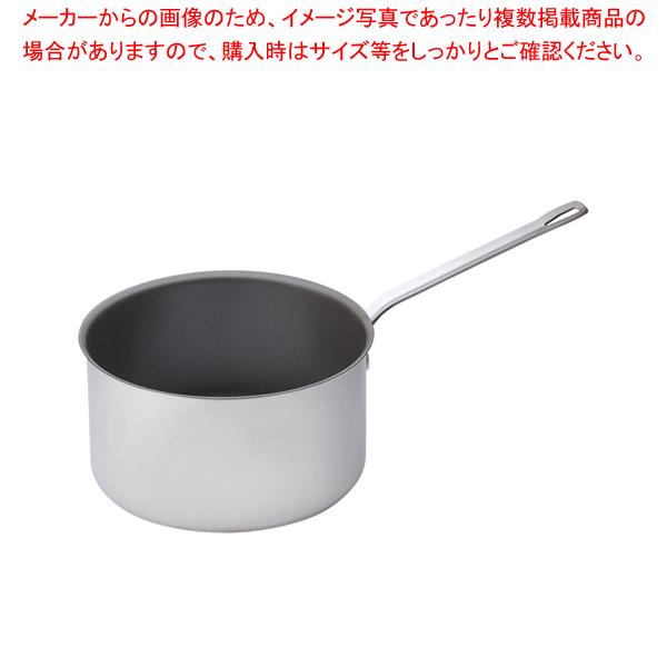 SAパワー・デンジ アルファシチューパン 27cm(蓋無)【 片手鍋 IH IH対応 】 【メイチョー】