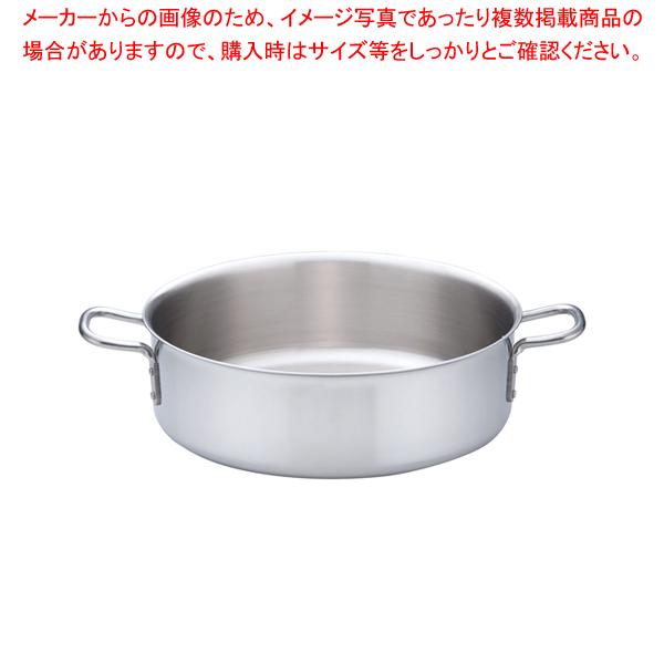 トリノ 外輪鍋 39cm【メイチョー】【厨房用品 調理器具 料理道具 小物 作業 】